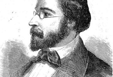 Agostino Depretis all'epoca in cui fu nominato da Garibaldi prodittatore della Sicilia